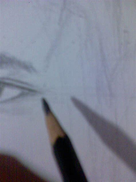 tutorial menggambar suasana cara menggambar mata untuk lukisan pensil aqlam 20