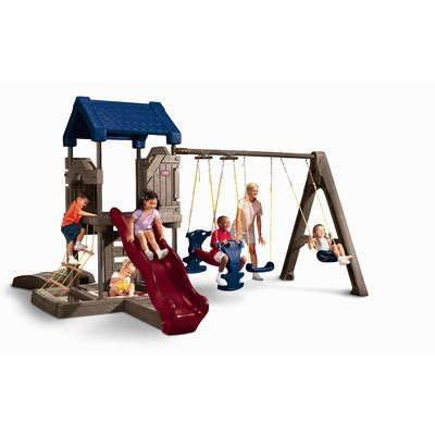 little tike swing set little tikes endless adventures playcenter swing set