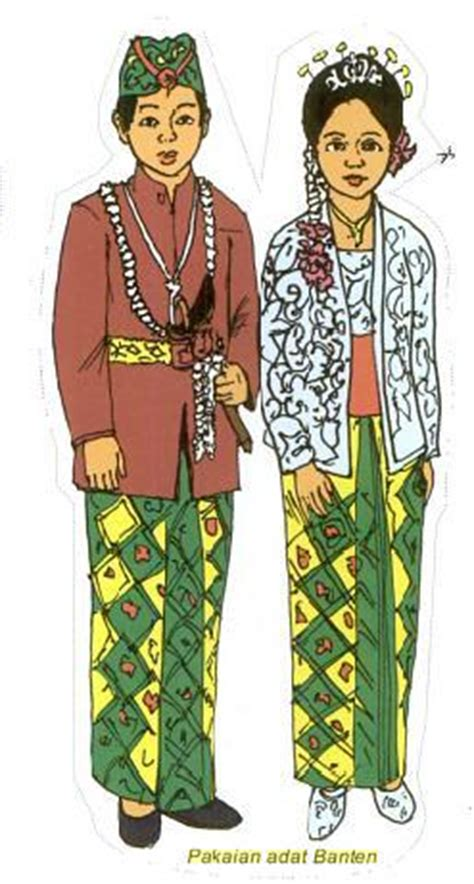 Atasan Pangsi by Budaya Indonesia 3 Jenis Pakaian Adat Banten