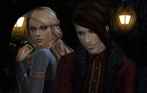 Did you change Caleb Vatore's dark side? ? The Sims Forums