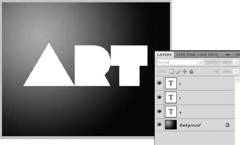 tutorial desain huruf tutorial desain grafis membuat efek teks kertas sobek