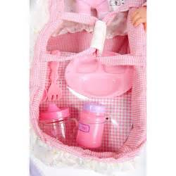 Stuffed Animal Bed Baby Doll With Accessories You And Me