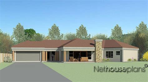 houseplans net single story modern house designs south africa