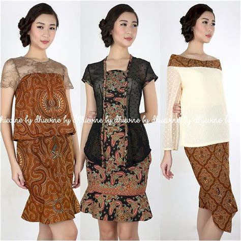 Jedi Dress Dress Batik Modern Gaun Batik best 25 gaun batik modern ideas on dress brokat modern kebaya simple and dress