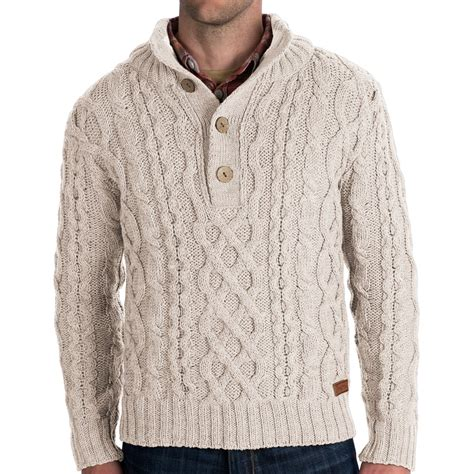 Sweater Wool Peregrine By J G Merino Wool Sweater Chunky