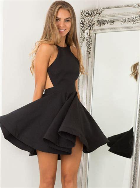 Cute Simple Hoco Dresses