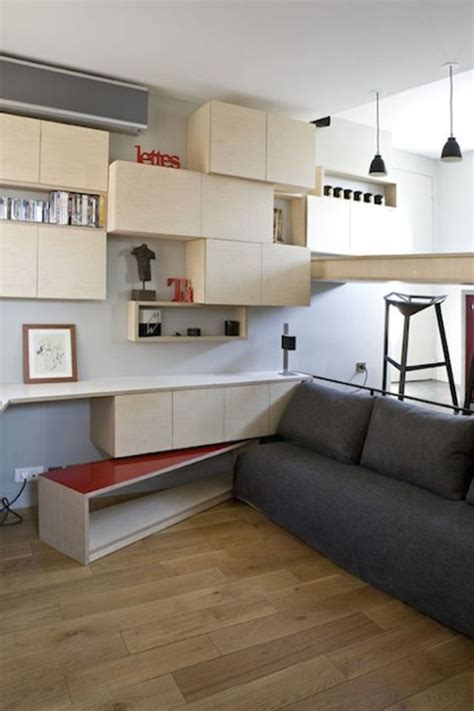 how large is 130 square feet a 130 square foot apartment with very creative storage