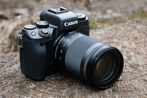 Canon Eos M5 the canon eos m5 review