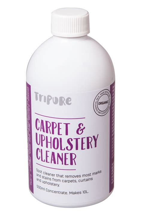 Upholstery And Carpet Cleaner by Cleaning Products Tripure
