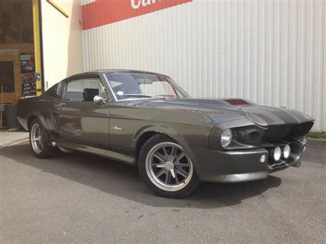 auto manual repair 2005 ford mustang lane departure warning troc echange ford mustang fastback eleanor v8 5 0l cobra 1967 sur france troc com