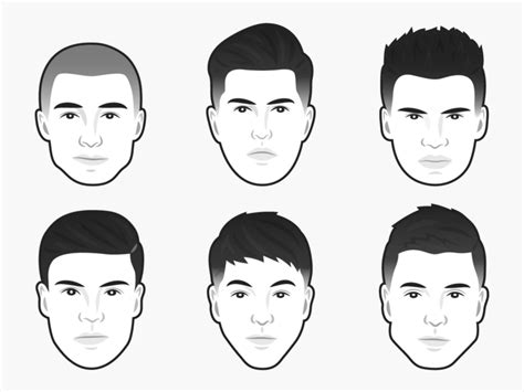 hairstyles to match your head shape men best haircut for every face shape business insider