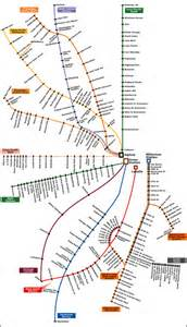 Map Of Chicago Metra by Metra Map Related Keywords Amp Suggestions Metra Map Long