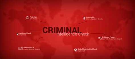 Cic Criminal Record Get Discounted Criminal Intelligence Check Services
