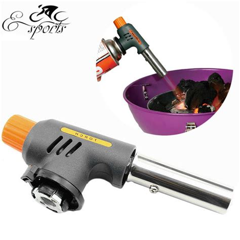 hiking cing gas free shipping torch starter maker