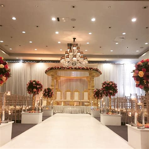 asian indian wedding decor company asian wedding decorators asian wedding stages mandap