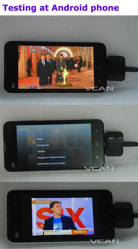 Tv Tuner Android Philippines dvb t2i android dvb t2 dvb t tv receiver for phone pad micro usb tv tuner apk vcan china supplier