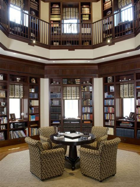 Design Library | 62 home library design ideas with stunning visual effect