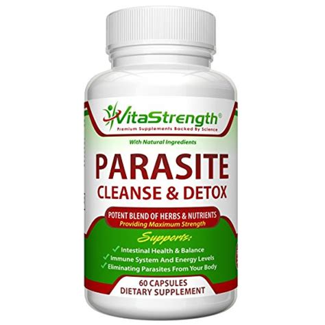 Herbal Parasite Detox by Buy Premium Parasite Cleanse Intestine Detox