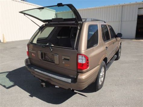 buy car manuals 1996 isuzu rodeo electronic toll collection buy used 2001 isuzu rodeo ls v6 2wd looks runs good bad transmission no reserve in