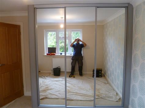 spiegelschrank garderobe mirrored door wardrobe designs nottingham sliding doors