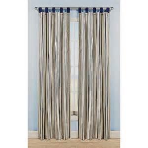 Striped Window Curtains Striped Window Curtains Drapery Panels