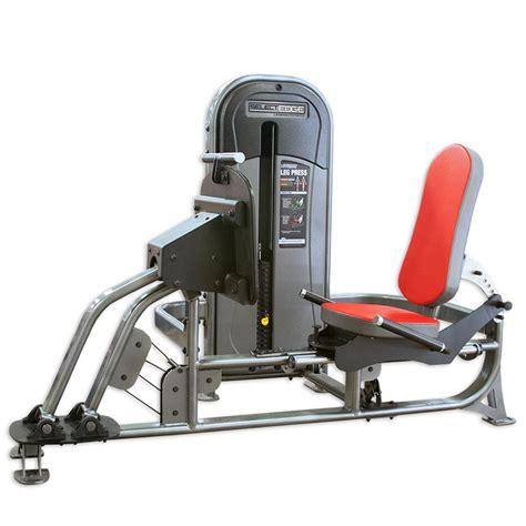 seated bench press machine selectedge selectorized seated leg press machine legend