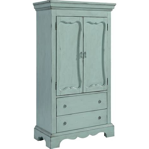 Blue Armoire by Magnolia Home Armoire Blue Armoires Home