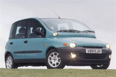 fiat used car fiat multipla 1999 2004 used car review car review