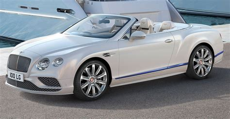 bentley mulliner bentley continental gt convertible galene edition by