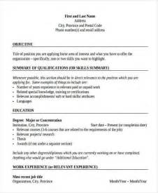 free sle resume templates downloadable 35 resume templates free premium templates