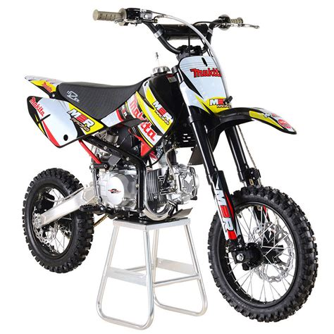 racing motocross bikes m2r racing km140mx 140cc 86cm makita pit bike dirt bike