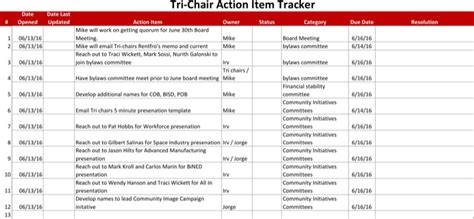 item tracker template tracking templates free premium