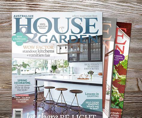 australian house  garden homes