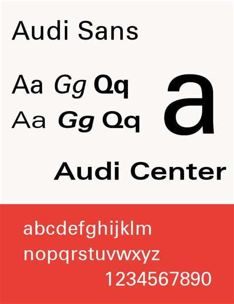 Audi Schriftart by File Typeface Sle Audi Sans Png Wikimedia Commons