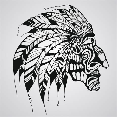 tribal tattoos native american american tribal tattoos