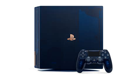 Ps4 500 Million by Updated Sony Releasing Limited Edition 500 Million Ps4 Pro Console Htxt Africa