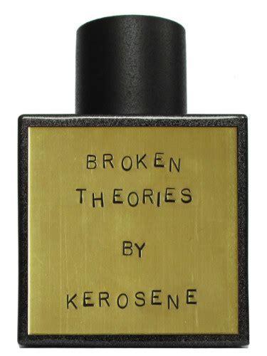 Parfum Broken broken theories kerosene parfum ein neues parfum f 252 r