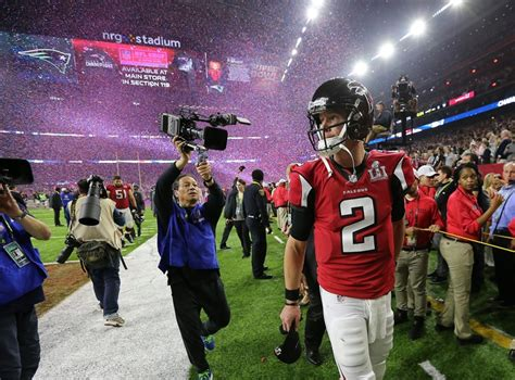 falcons patriots bowl most watched sporting event