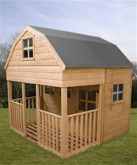 outdoor shed  playhouse custom built sheds