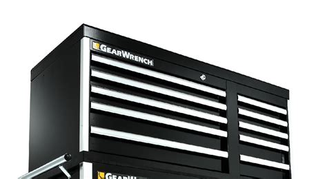 gearwrench 42 quot 10 drawer top chest tep series black