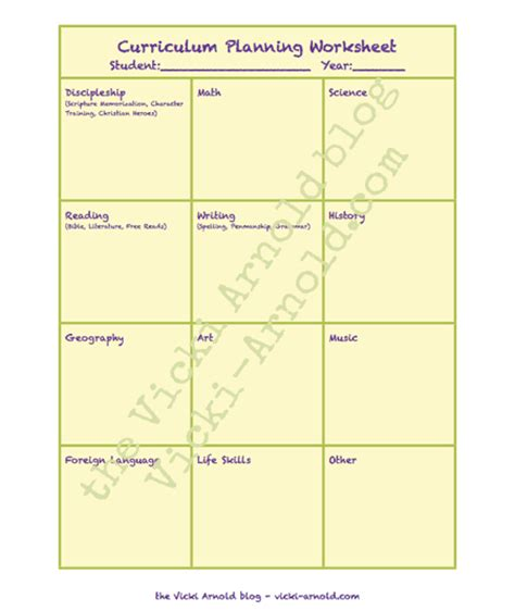 Curriculum Worksheet by Curriculum Skills Worksheets Curriculum Lesson