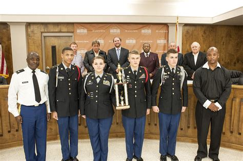 winning colors jrotc the daily home annistonstar