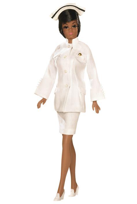 black julie doll begins at home