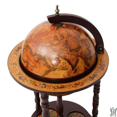 Eucalyptus Bar Globe Drinks Cabinet by Kassel 17 1 2 Quot Diameter Wine Globe Hhglb32