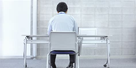 back from sitting at desk sitting much raises s failure risk huffpost