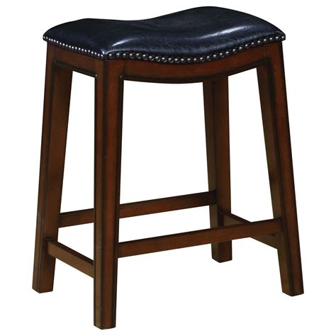 counter stool or bar stool height coaster dining chairs and bar stools backless counter