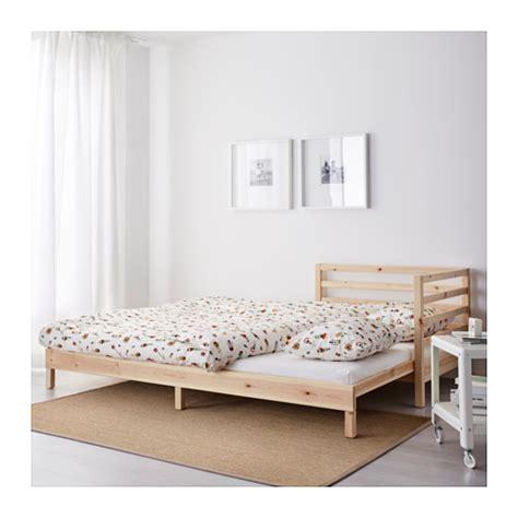 tarva daybed frame pine tarva day bed frame pine 80x200 cm ikea