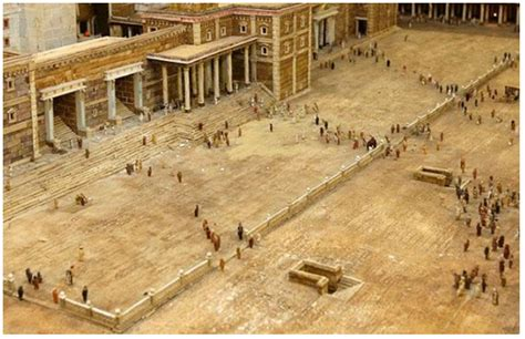 Building Patio Herod S Temple