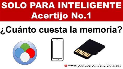 imagenes solo para inteligentes solo para inteligentes acertijo no 1 youtube