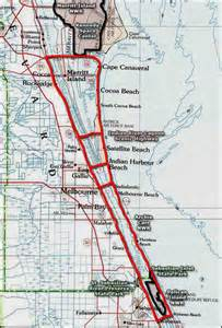 indian river map florida indian river lagoon scenic highway florida scenic byways